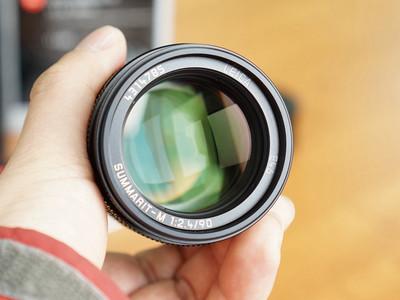 Leica SUMMARIT-M 90mm f/2.4 徕卡 m90 2.4 11684