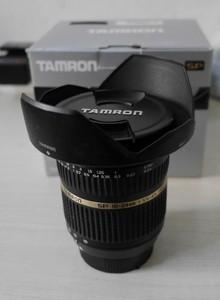 腾龙10-24mm F3.5-4.5 Di II 尼康口