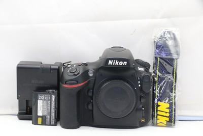 92新二手Nikon尼康 D800 单机 快门35600多次(1107)【津 】