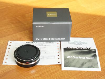 福伦达 Voigtlander 徕卡M VM-E FE 二代微距环 转接环 M-NEX