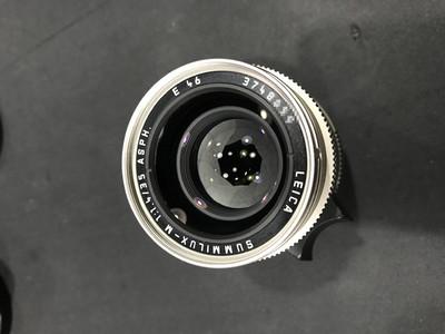 Leica Summilux-M 35 mm f/ 1.4 Asph 钛版 货号11859