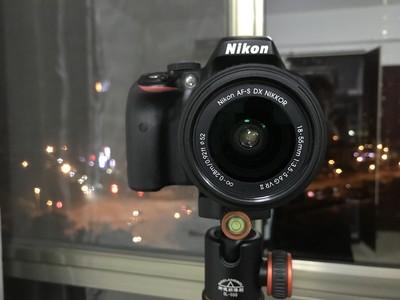 个人自用尼康 D3300单机,赠送镜头18-55,可7天无理由退货