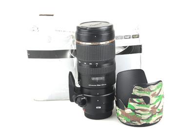 95新 腾龙 SP 70-200mm F/2.8 Di VC USD(A009) (佳能口)