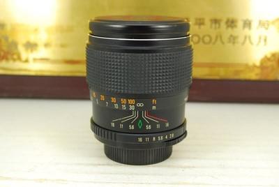 M42口 Auto-Beroflex 135mm F2.8 手动镜头 定焦人像
