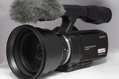 索尼 NEX-VG30E(镜头16-50/3.5-5.6 OSS)(NO:3127 8924)