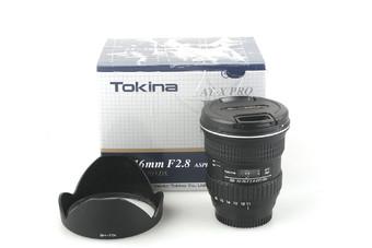 98新 图丽 11-16mm f/2.8 PRO