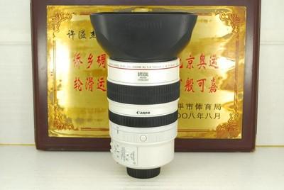 97新 佳能 5.4-108 F1.6-3.5L IS 20x XL 摄像机镜头 带防抖