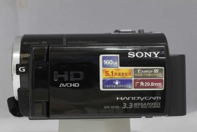 【家用数码摄像机】索尼 HDR-XR160E