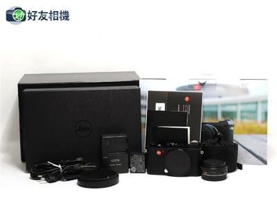 徕卡/Leica CL无反数码微单套机 连TL 18mm F/2.8镜头 *全新*