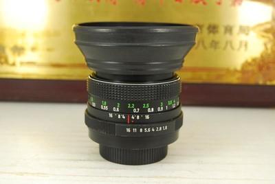 98新 M42口 潘太康 50mm F1.8 手动单反镜头 大光圈定焦人像标头
