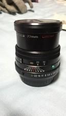 宾得 FA 77mm f/1.8 Limited(