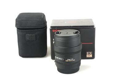 98新 适马 10mm f/2.8 EX DC Fisheye HSM (佳能口)