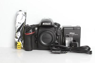 98新二手Nikon尼康 D800E 单机 快门12600多次(B6673)【津】