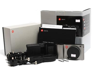 徕卡/Leica TL (Typ 701) 微单相机 钛版 *如新连盒*