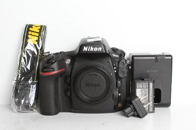 98新二手Nikon尼康 D800E 单机 快门15800多次(B6674)【津】