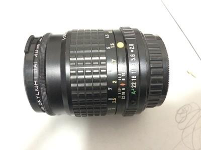 宾得 M100/2.8 SMC手动镜头
