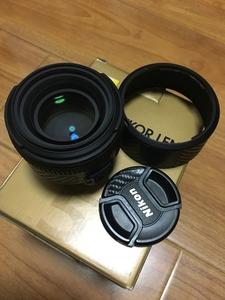 尼康 AF-S 50mm f/1.4 G 包装齐全 成色好