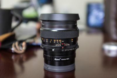 AR57 1.2大光圈镜头