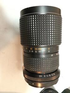 CAMERZ PHOTO PRODUCTS 75-150/4.5光学仪器镜头(改成哈苏口)
