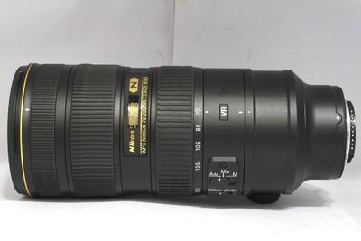 尼康AF-S 70-200/2.8G ED VR II(NO:4674)99.9%新