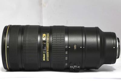 尼康 AF-S 尼克尔 70-200/2.8G ED VR II(NO:9723)