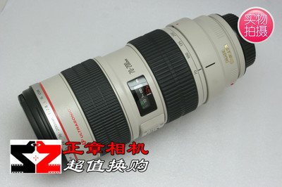 千亿国际娱乐官网首页 EF 70-200mm f/2.8L IS USM(小白IS) 一代防抖小白镜头