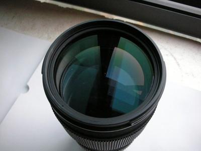 很新适马70--200mmf2.8APO二代镜头,尼康AIS卡口
