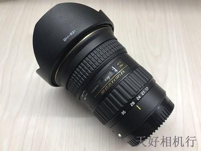 《天津天好》相机行 99新  图丽 AT-X 17-35/4 PRO (佳能口)