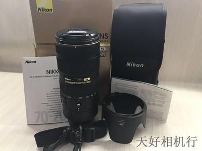 《天津天好》相机行 99新 尼康 70-200/2.8G ED VR II 镜头