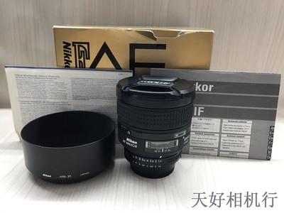 《天津天好》相机行 99新 带包装 尼康 85/1.4D 镜头