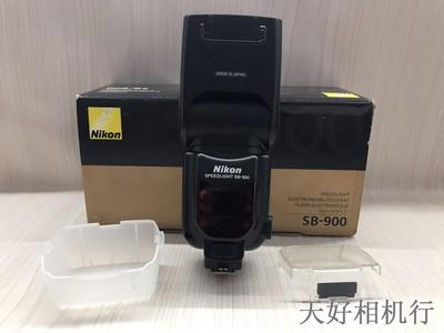 《天津天好》相机行 97新 尼康 SB-900 闪光灯