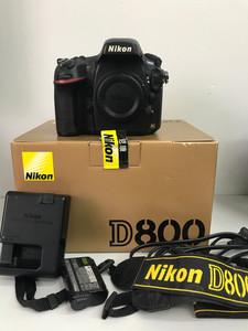 尼康 D800 尼康全画幅单反相机 D800 底价出售