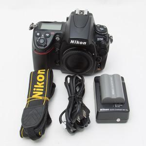 Nikon尼康 D700 单机身 专业数码单反相机 95以上新 NO:5447
