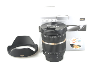 99 腾龙 SP AF 10-24mm f/3.5-4.5 Di II LD(B001) 尼康口