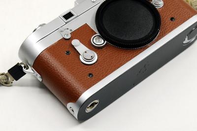 Leica 徕卡 莱卡M3饰皮 蒙皮 胶皮