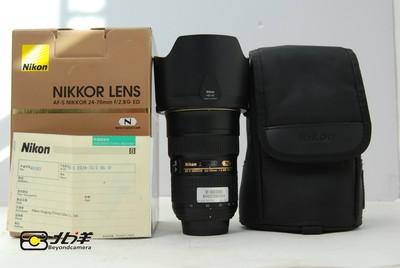 95新尼康 AF-S Nikkor 24-70/2.8G ED(BH02090004)