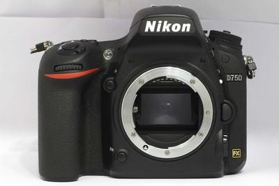 【全画幅专业数码相机】尼康 D750(NO:9397)