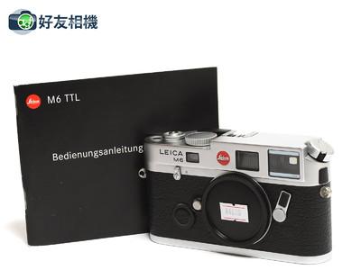 徕卡/Leica M6 TTL 0.58 旁轴相机 银色 *美品*