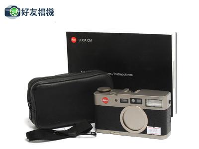 徕卡/Leica CM 傻瓜相机 带Summarit 40mm F/2.4 镜头 *如新*