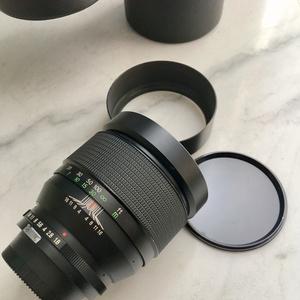 Promura 135mm F1.8 MC尼康AI卡口EF佳能a7大光圈人像镜头135/1.8