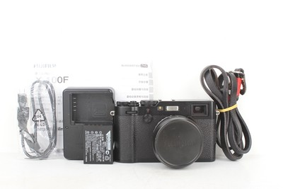 94新二手 Fujifilm富士 X100F 套(23/2)微单相机(B95410)津