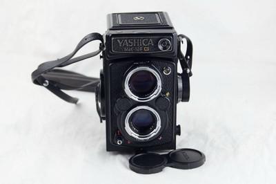 Yashica-Mat 124 G 近新好成色