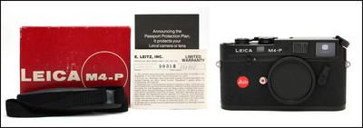 徕卡 Leica M4-P EVEREST 82 纪念版 带包装