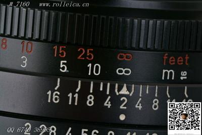 (7160)【红字版 收藏美品!】Summicron-R 50f2 配件齐¥3700