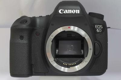 【全画幅专业数码相机】佳能 6D(NO:1005)
