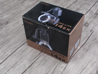 其他个人出售全新永诺YN-14EX环形闪光灯
