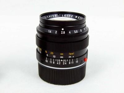 徕卡Leica Summilux-M 50/ 1.4  E43版