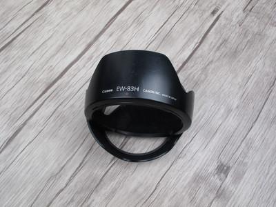 个人出售99新 佳能 EW-83H 遮光罩