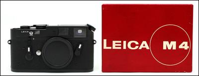 徕卡 Leica M4 50周年纪念机 带包装