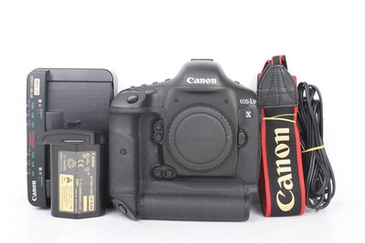 93新二手 Canon佳能 1DX 1D X 单机 高端单反(B95445)【京】